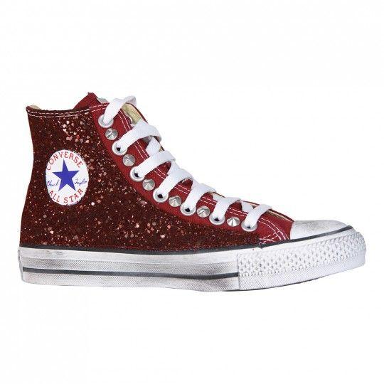 13 idee su Converse All Star Glitter   all star, converse, converse ...