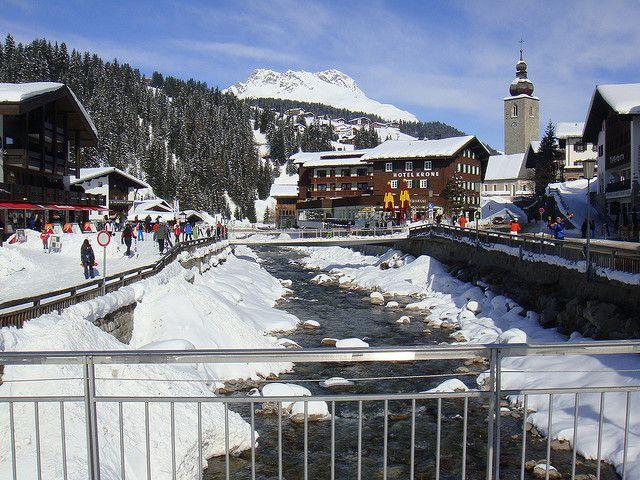 Lech - Austria by MaryleboneRS, via Flickr