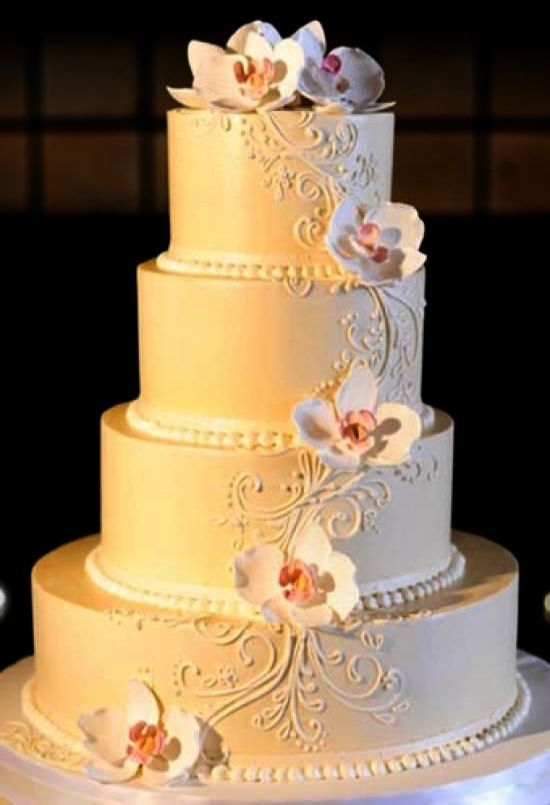 Unique Wedding Anniversary Cakes Classic Wedding Cake Cutting Songs ...