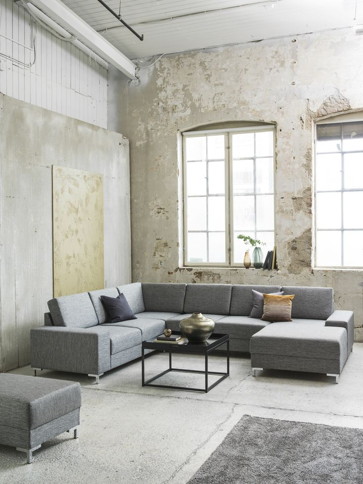 Nora sofa fra fagerheim skeidar lookbook stue pinterest for Sofa 0 interest