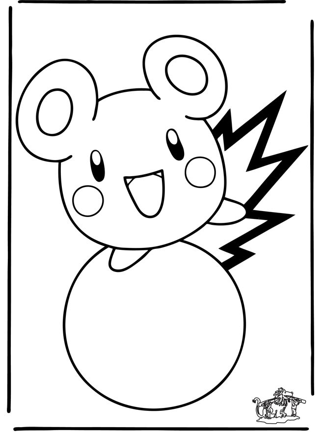 22 Best Pokemon Coloring Pages Images On Pinterest