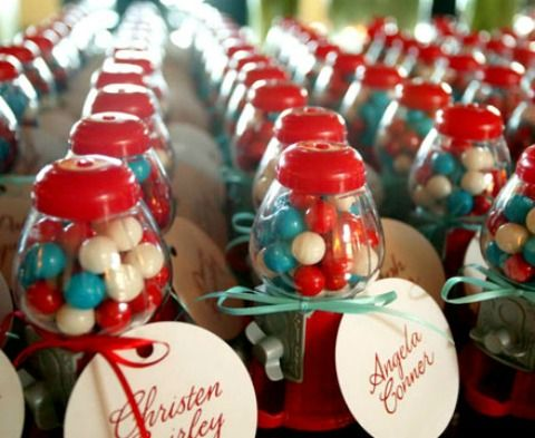 Patriotic Wedding Favors Images - Wedding Decoration Ideas