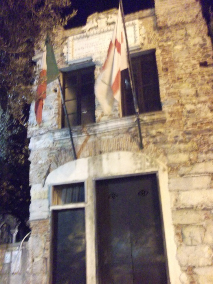 Casa di Cristoforo Colombo - Genova, Italia 2012
