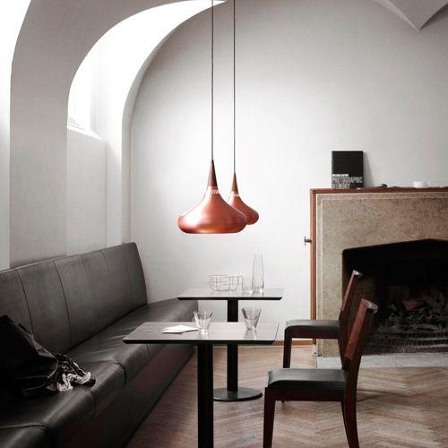 Koperen hanglamp lightyears mooie hanglamp voor oosterse for Lamp woonkamer