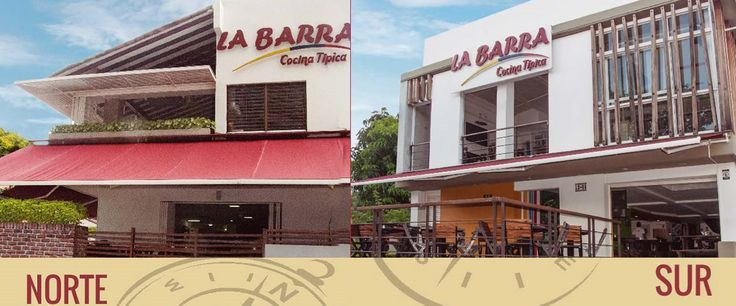 Restaurante La Barra en el Norte o en el Sur - #Cali