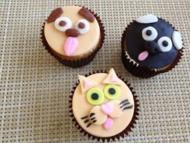 So cute! RSPCA supporter Steff baked up a real treat for Cupcake Day http://www.rspcacupcakeday.com.au/