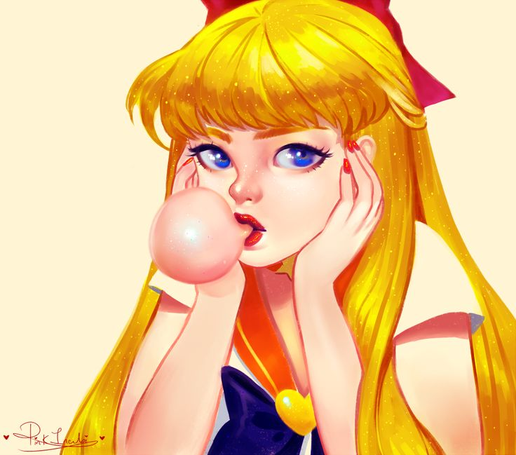 Kara Realm — pinkincubi: Sailor Venus <3