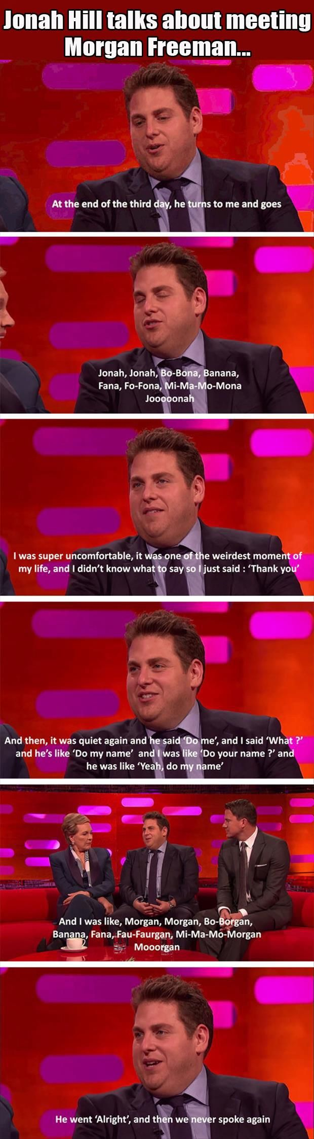 funny jonah hill pictures