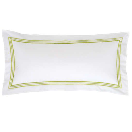 Trio Green Decorative Pillow