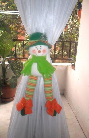 imagenes cortineros navideños - Buscar con Google