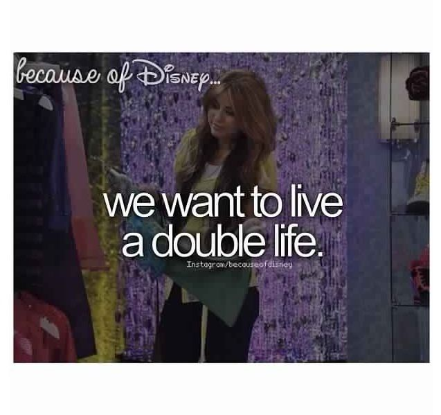 because of Disney....I dont care what she did, I will always love hannah Montana :P