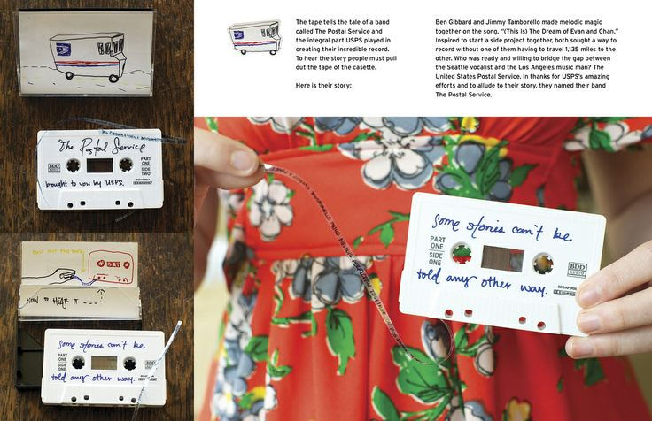 USPS Direct Mail: The Tape - advertising