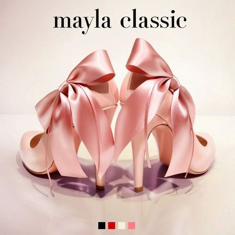 mayla classic ジュムウ2nd 10.5CM パンプス