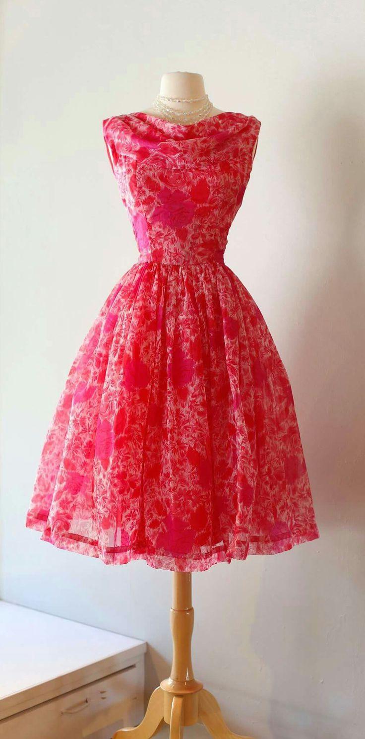 167 besten Vintage Dress Inspiration Bilder auf Pinterest | Vintage ...