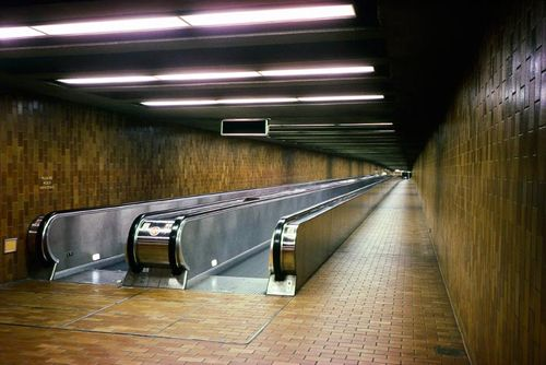 "Ben Mark Holzberg, Spadina, limited edition photography, available in the following sizes: 16""x20"" ($185 matted); 20""x26"" ($500 framed) large-scale prints also available on order"