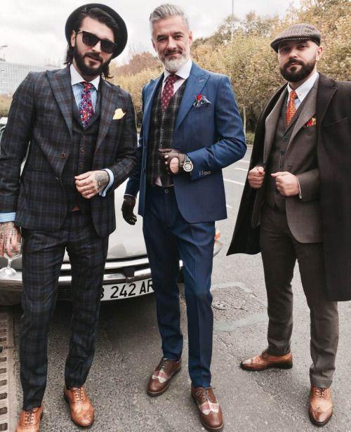 Winter street style inspiration Follow...   MenStyle1- Men's Style Blog