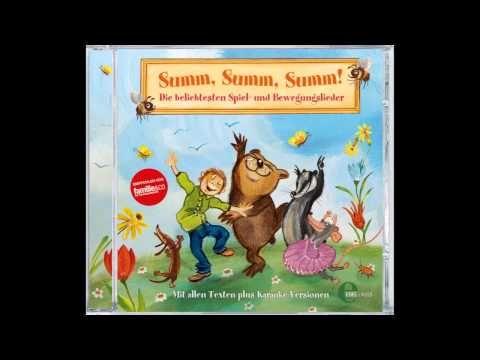 Wir gehen heut´ auf Löwenjagd - Summ, Summ, Summ Spiel- und Bewegungslieder - YouTube