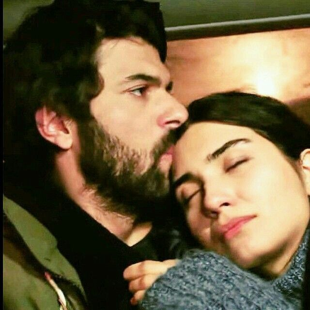 Stay with me because i want see youre eyes omer elif kara para ask