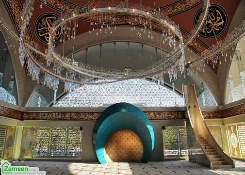 Sakirin Mosque, Instabul, Turkey