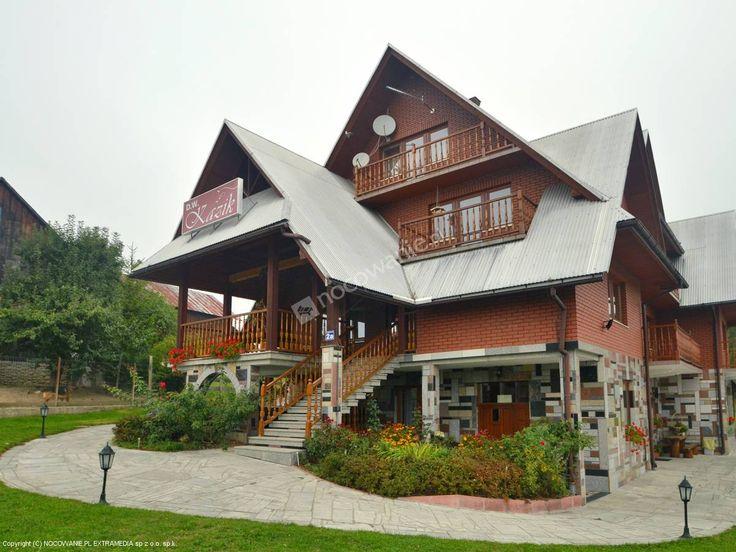 Dom Wczasowy Kazik to sprawdzony obiekt położony jest nad Jeziorem Czorsztyńskim -> http://www.nocowanie.pl/noclegi/kluszkowce/pensjonaty/93605/