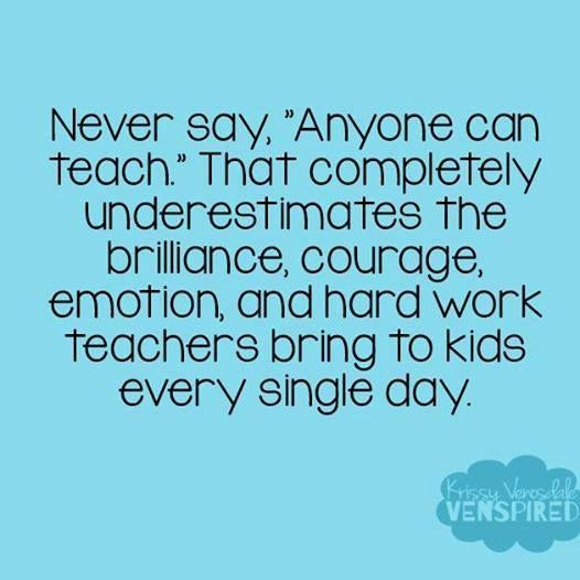 Preschool Quotes For Teachers: 35 Best Teacher Quotes Images On Pinterest