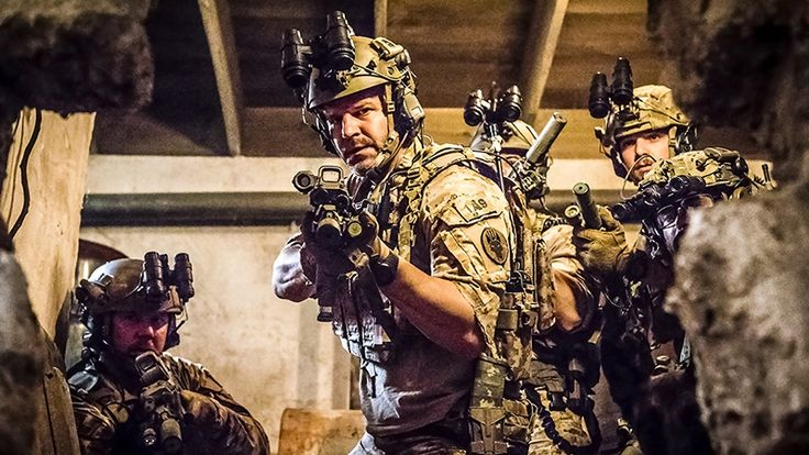 Watch David Boreanaz in the first trailer for CBS' new military drama SEAL Team. What do you think? Will you check out the new show?