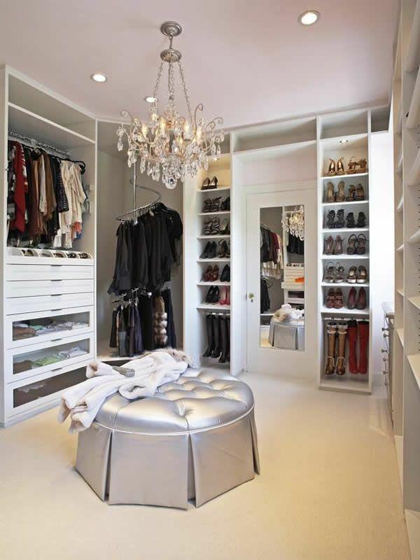 Inspirational Den Kleiderschrank intelligent organisieren Pl ne und Lagerideen