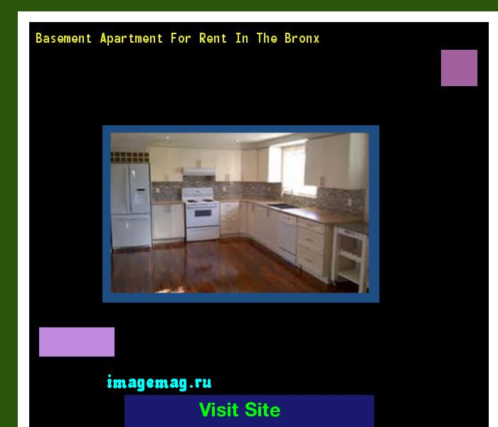 Basement Apartment For Rent In The Bronx 200518 - The Best Image Search