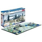 4D London Cityscape Time Puzzle