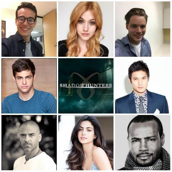 """#Shadowhunters #TheMortalInstruments #TMI #Movie  Весь основной актёрский состав сериала """"Сумеречные охотники"""" уже известен. Съёмки начнутся 25 мая в Торонто."""