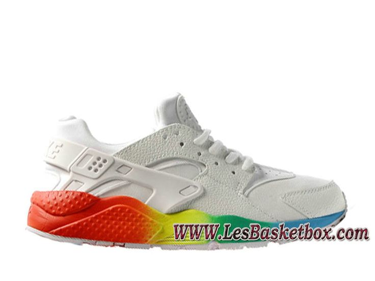 f60545f081a ... Nike Air Huarache Blanc Color 318429 ID1 Homme Nike Urh Pas cher Pour  Blances Rouge - Nike Air Huarache Ultra - Chaussures ...