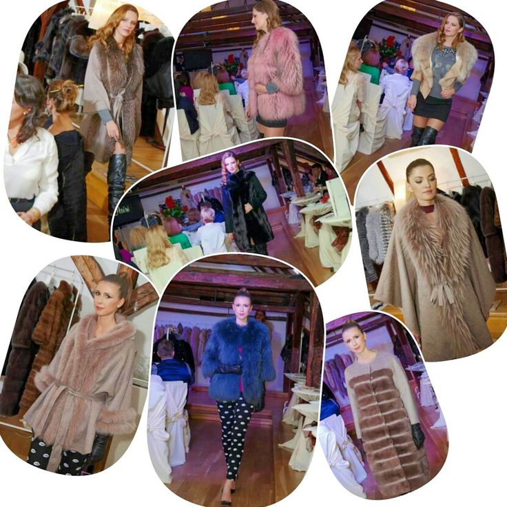 Catwalk selection from Paisi event in Cluj