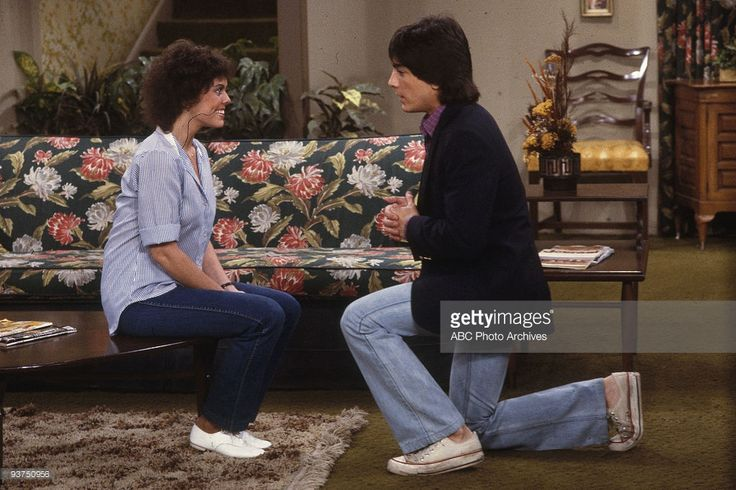 HAPPY DAYS - 'Passages ' 5/8/84 Erin Moran, Scott Baio