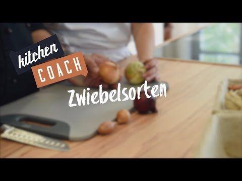 Zwiebelsorten - Kitchencoach - YouTube