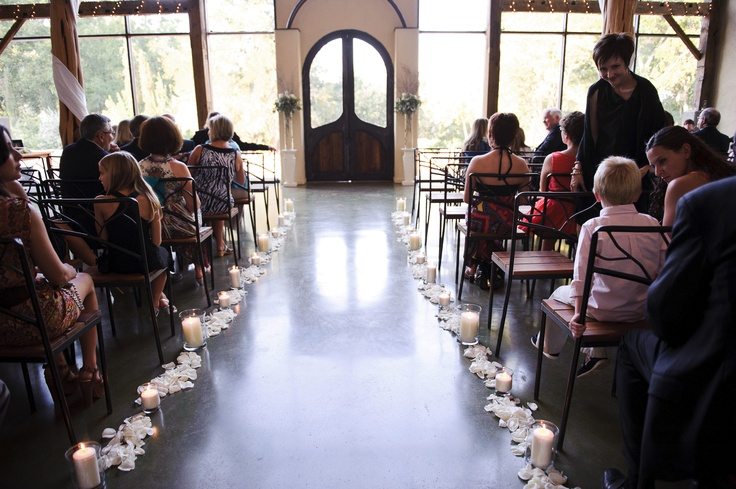 1000+ Images About Indoor Wedding Ceremonies On Pinterest