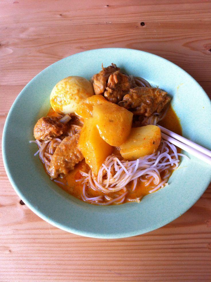 Beehoon Curry