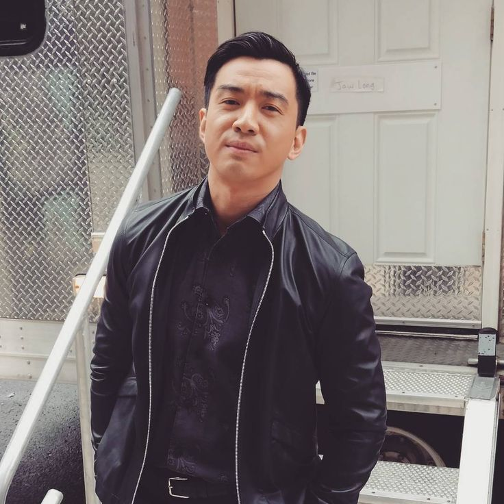 "Johnny Wu on Instagram: ""@BlueBloods_CBS #bluebloods #season8 #september #setlife #actorslife #television #cbs #nypd #gangster #proudmom #grateful"""