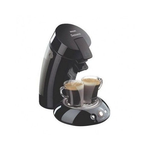 Philips Senseo Coffee Maker Pod Machine Black - NEW Douwe Egberts Roast Beans | eBay