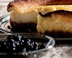 Spanish cheesecake (pastel de queso) from LCBO