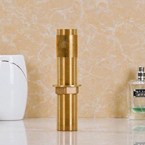 Furesnts cuisine familiale moderne et salle de bains robinet mélangeur vis downtilted extension mixeur fixations Écrou axe de fixation par…