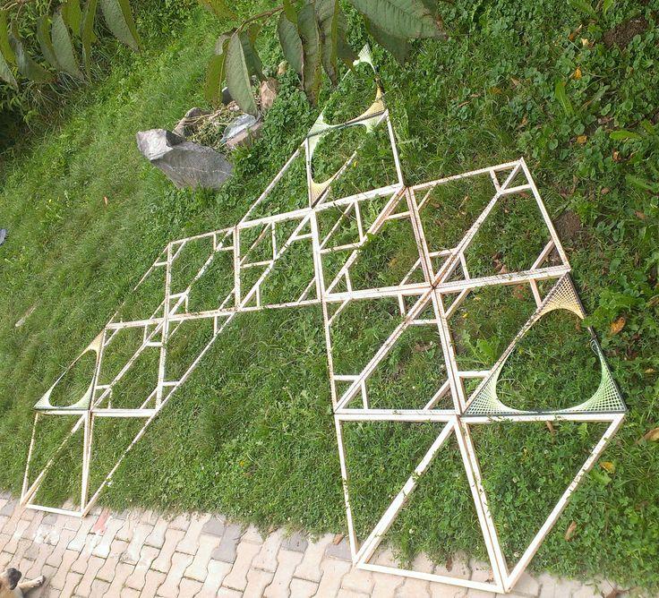 In making... #stringart #psychedelic #decoration https://www.facebook.com/PsyFlyDreamcatchers?fref=ts