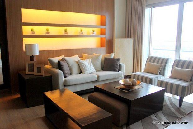 27 best condominium interior designs images on pinterest for Condo interior designs