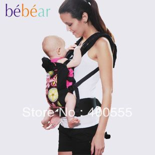 Free Shipping bebear Fisher Price Baby Carriers Backpack Bebe Sling Chicco Carrier Hipseat Kangaroo Baby Wrap Walker US $35.19