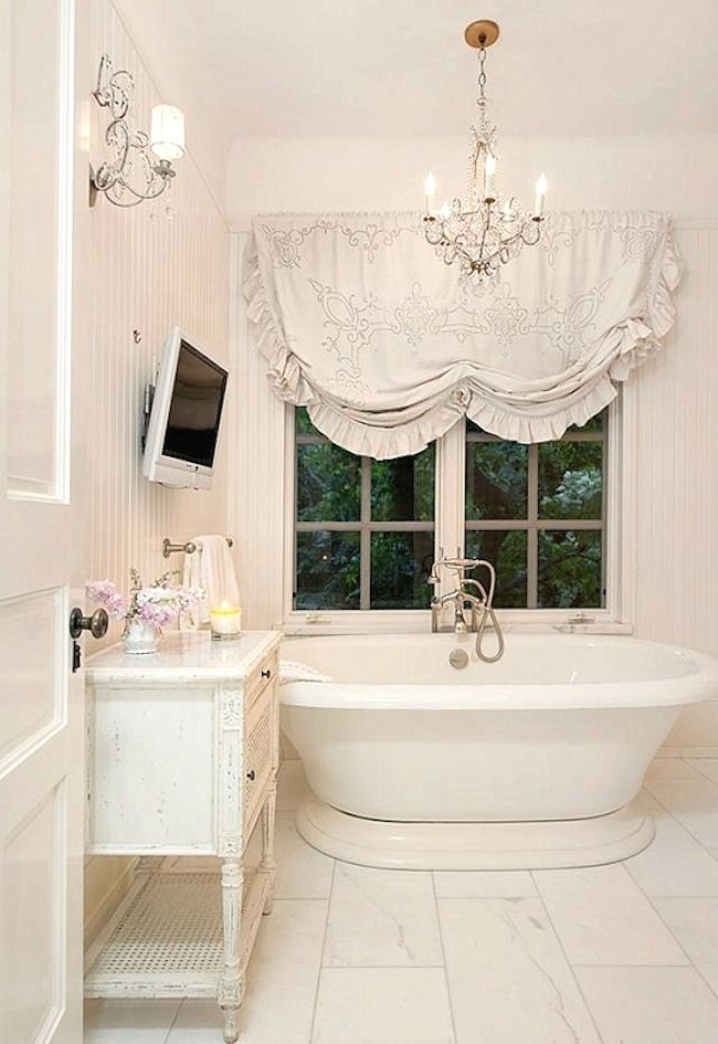 12 beautiful shabby chic bathroom decor projects to consider for rh pinterest com