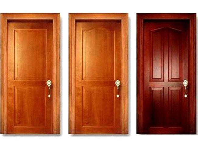 para puertas principales e interiores la madera le da mayor plusval a a su casa