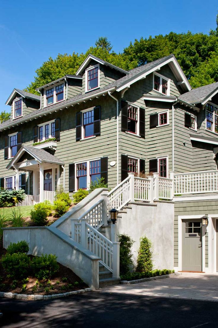 Exterior Paint Color Combinations: 41 Best Images About Great Exterior Color Combos On
