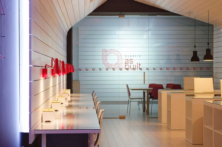 Espacio As Built. Office. La Coruña