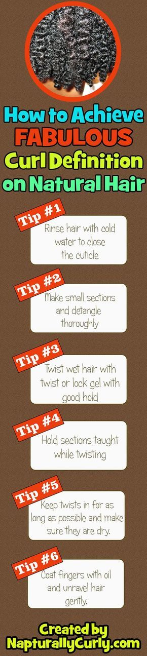 Make your curls stand out by making them super defined with these tips. - If you like this pin, repin it and follow our boards :-) #FastSimpleFitness - www.facebook.com/FastSimpleFitness