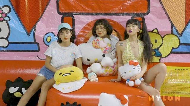 The #NYLONxSanrio collection is here! (Head to the link in our bio to see the full video  shop the looks on @nylonshop) #bts //@sanrio @hellokitty @gudetama @marissaexplains @mariafernandanyc @smallgirlchild @beikuo // : @bipedal_entity @darthvadenz  via NYLON MAGAZINE OFFICIAL INSTAGRAM - Celebrity  Fashion  Haute Couture  Advertising  Culture  Beauty  Editorial Photography  Magazine Covers  Supermodels  Runway Models