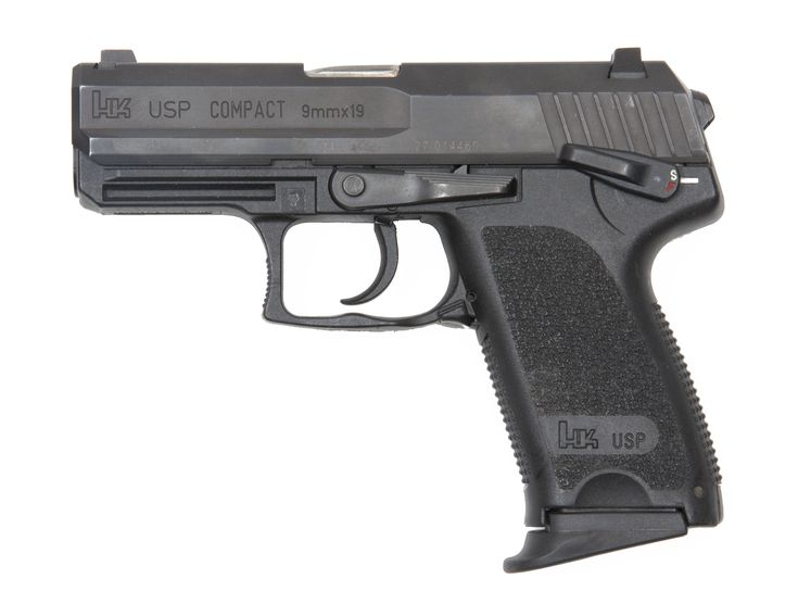 HK 9mm compact Love this!! Just want to customize it:)
